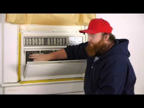 How to De-Ice a Window Air Conditioner : Air Conditioning