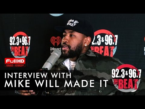 Mike Will Made It Interview on HoodRich Radio with DJ Scream | The Beat ATL