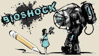 La Triste Storia di Mr. B ● Bioshock