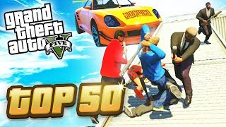 TOP 50 SIDEMEN GTA MOMENTS