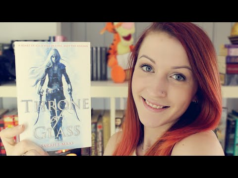 THRONE OF GLASS by Sarah J. Maas | BOOK REVIEW