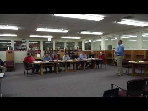 Central A & M Community Unit District #21 School Board   1 29 2018