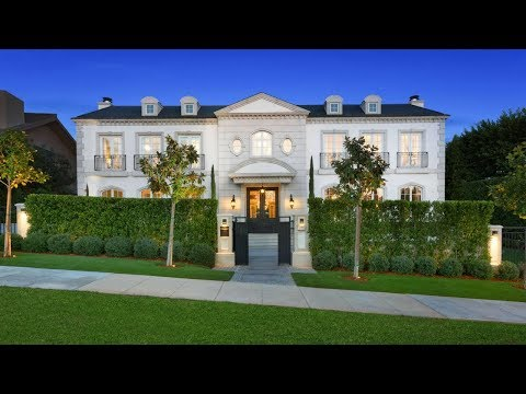 Beverly Hills Estate  Home Tour  $29,999,000