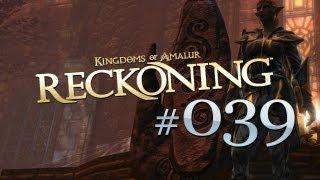Let's Play Kingdoms of Amalur: Reckoning #039 [Deutsch] [HD+] - Absichtlich ins Netz