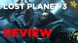 Lost Planet 3 REVIEW!