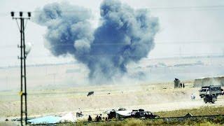 عشرات القتلى والجرحى بتفجير بمدينة تل ابيض في شمال سوريا