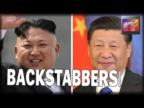 BACKSTABBERS! U.S. Spy Satellites just CAUGHT China RED HANDED doing the UNTHINKABLE with N.Korea
