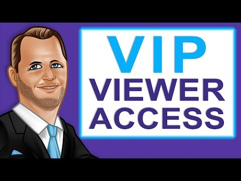 YouTube VIP Educational Real Estate Video Access ONLY