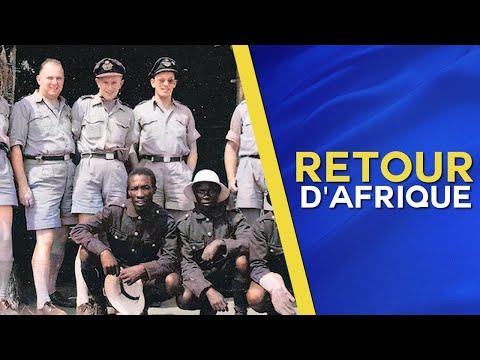 Retour d'Afrique - Documentaire sur le Congo Belge