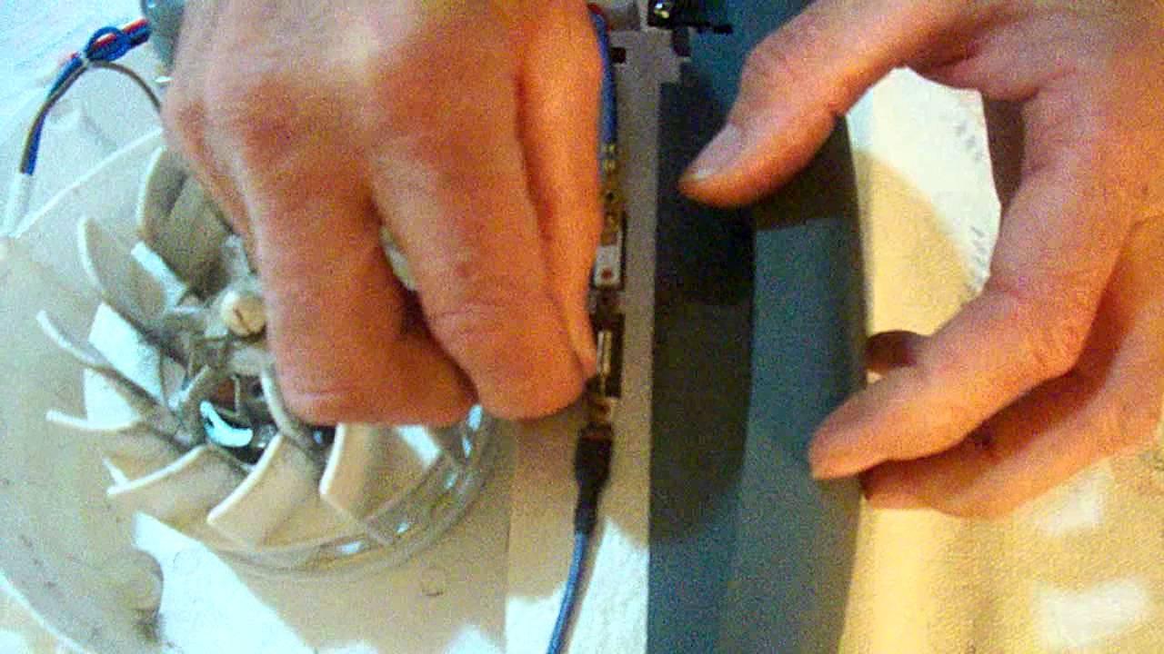 Reparar de un calefactor con un puente youtube for Calefactor mural electrico