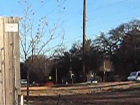 Fracking Near Bailey Junior High Arlington in Pantego TX Carrizo Site January 2011