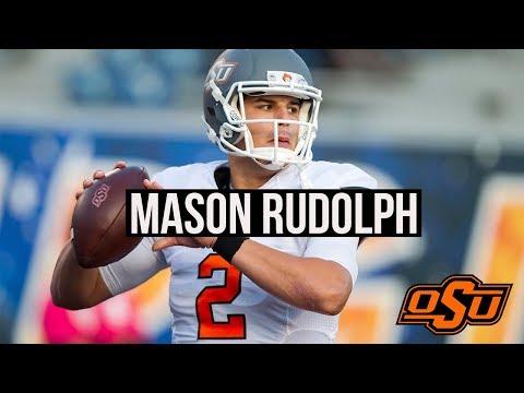 oklahoma-state-quarterback-mason-rudolph-||-career-highlights-||