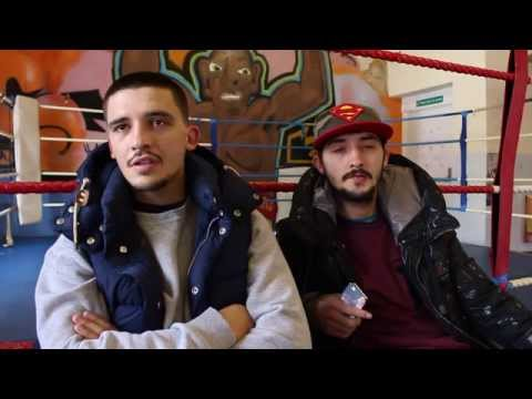 LEE SELBY AND ANDREW SELBY LIFE AS A BOXER