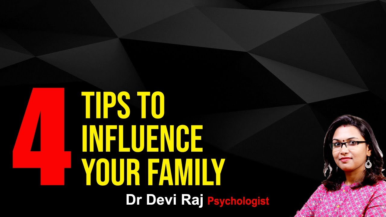 4 Tips to Influence your family | How to influence your partners in Malayalam