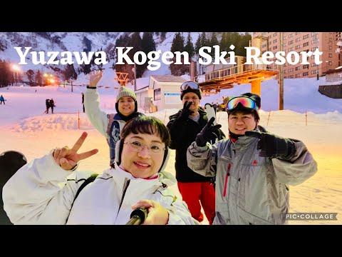 Best Ski Resort for Beginners | Yuzawa Kogen Ski Resort | Japan Best Ski Resort