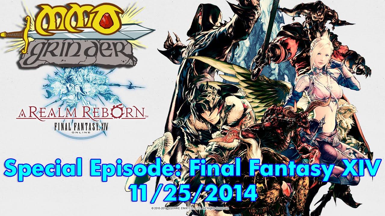 Final Fantasy XIV (Special Episode) | MMO Grinder