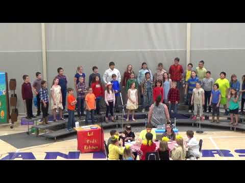 Royal Valley Middle School Vocal Concert 2018