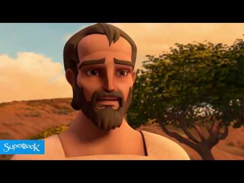 Paul And Silas Baptize - Superbook