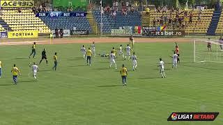 Rezumat: Dunarea Calarasi - FC Botosani - 3 - 2 (2-1)