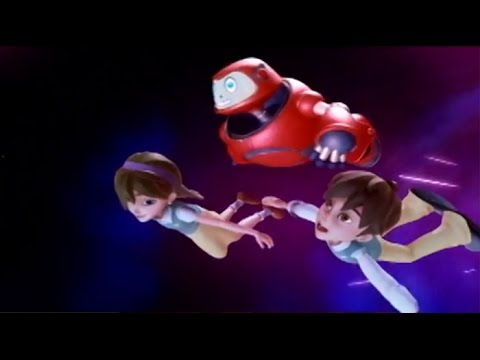 SUPERBOOK REIMAGINED August 2, 2014 Teaser