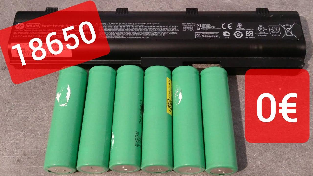 LG inr18650hg2-3000 mAh 3,6-3,7 V Batterie Li-Ion Flat Top 20 A de déchargement d/'électricité