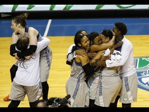 Sparks vs Lynx 2017 WNBA Finals Game 5 Highlights