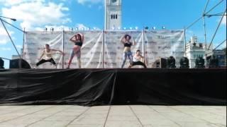 Salio el Sol - Reggaeton - Step by Step