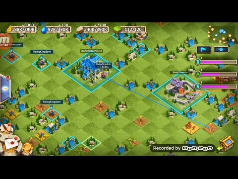 CASTLE CLASH| Narcia:War Era  How To Play It