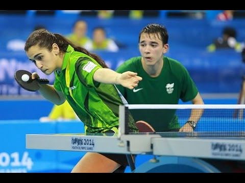 Table Tennis - The Power Of Latin America Team 2