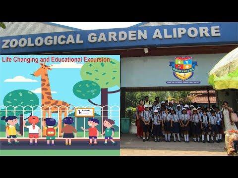 school excursion | school trip | school field trip | saraswati world school | zoo trip