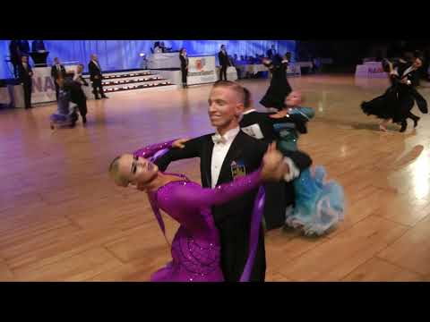 Holland Masters 2017 Almere WDSF Open Adults 10-Dance Std Semi Final