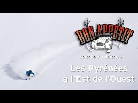 EP3S7 - Bon Appétit - Les Pyrénées à l'Est de l'Ouest (English Subs)