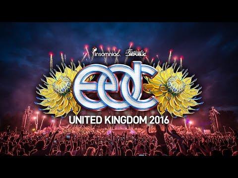 EDC UK 2016 Official Trailer