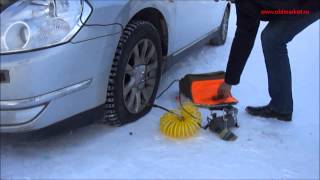 видео Автомобильный компрессор Berkut R17