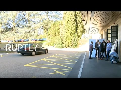 LIVE: New round of Syria peace talks begins in Geneva