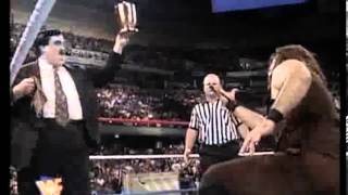 1996: Mankind v. The Undertaker