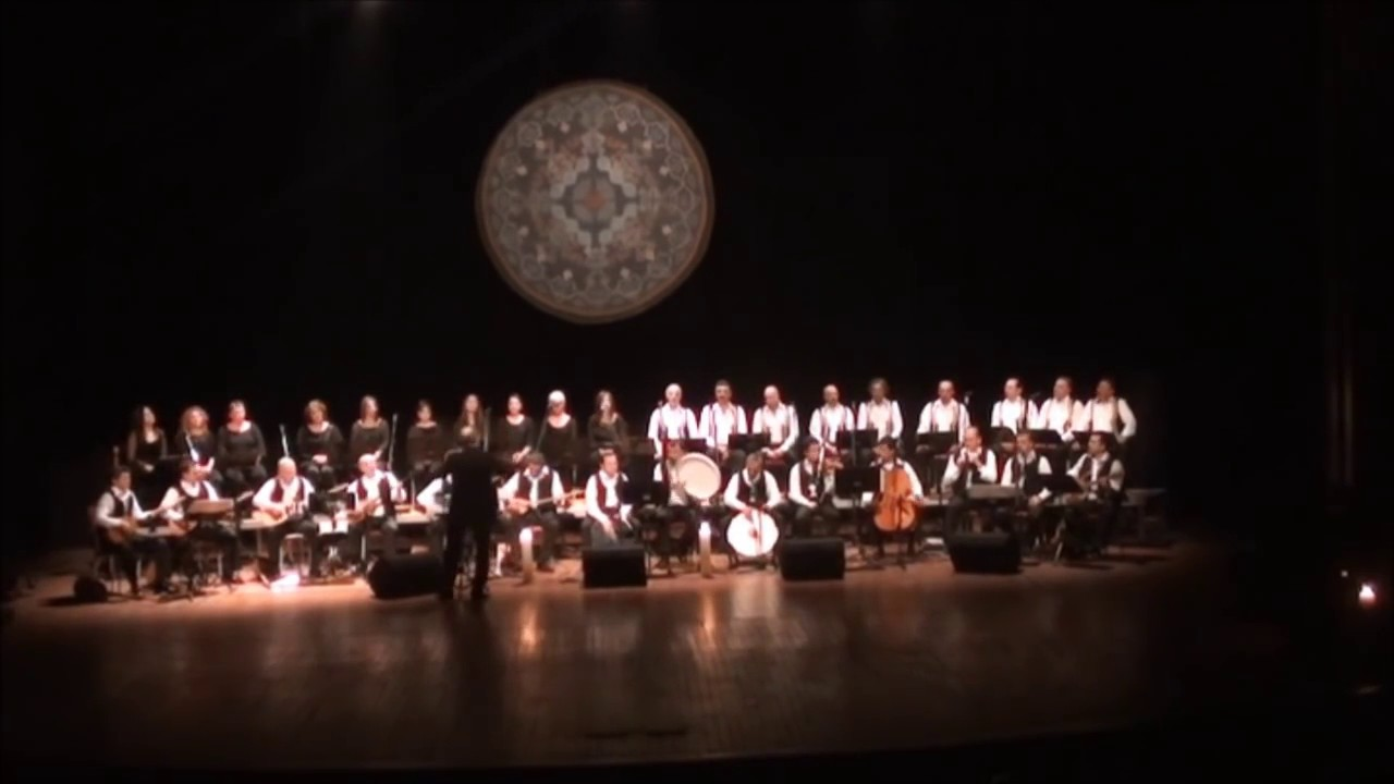 ÖTME BÜLBÜL ÖTME  (Ankara Devlet Türk Halk Müziği Korosu)