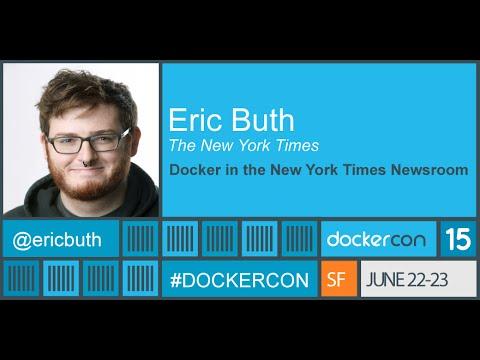 Docker in the New York Times Newsroom
