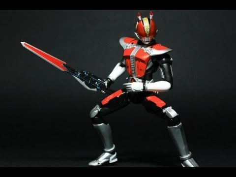 Toy Review: S.H. Figuarts Kamen Rider Den-o Sword Form - YouTube