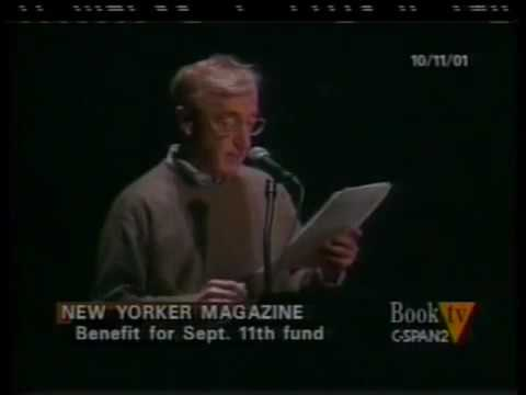 Woody Allen: 9/11 Tribute to New York City (2001)