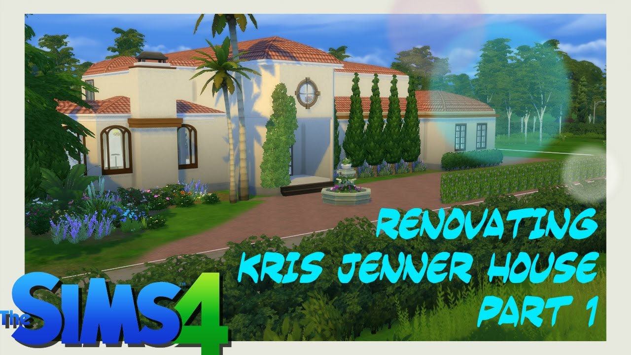 Kris Jenners House. Trendy Kitchen. Good Bruce And Kris Jennerus ...