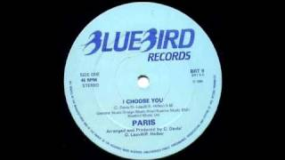 Paris - I Choose You