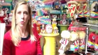 Whiffer Sniffers @ 2015 International Toy Fair Event