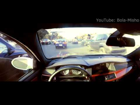 BMW M5 E60 Dinan ILLEGAL STREET RACING | HD