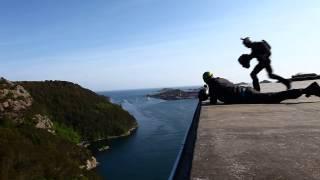 BASE-hopping fra Ryttervik i Egersund.