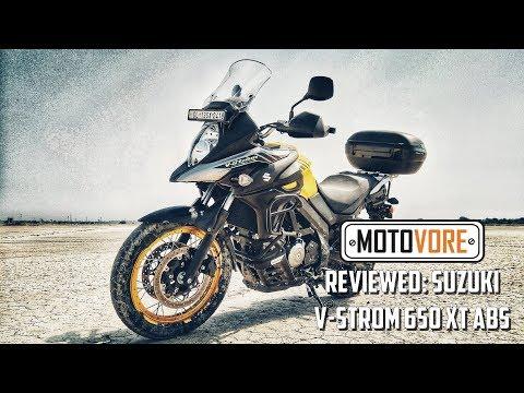 Beyond Lonavla: Suzuki V-Strom 650 XT ABS reviewed