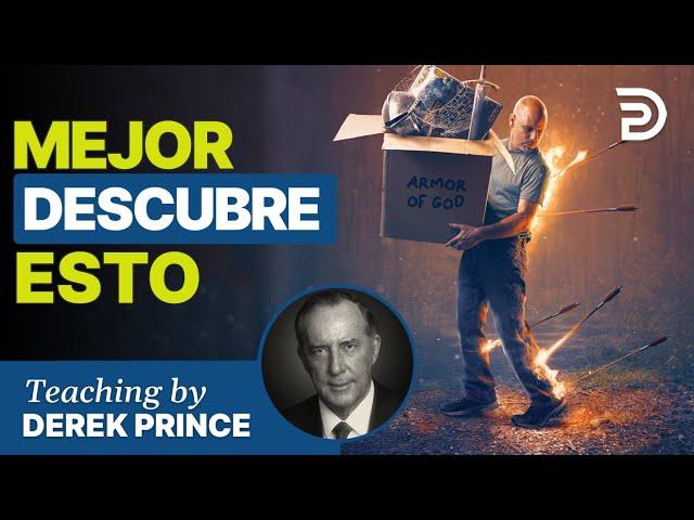Derribando Fortalezas Espirituales (Guerra Espiritual) - 4326 Derek Prince