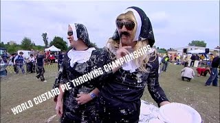 The Silly World of Custard Pie Throwing