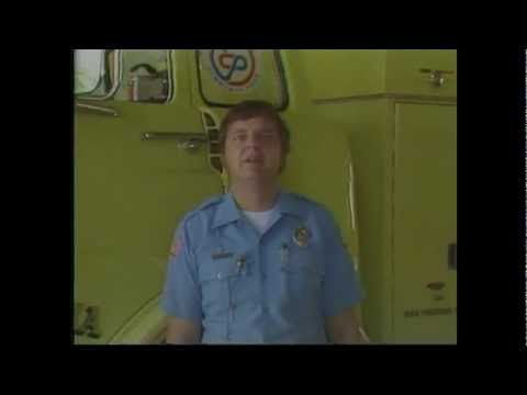 Captain Jinks Show - East Peoria Fire Department - 1980 Segment One