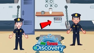 My Town : Discovery - The Police find Secret Place in Jail